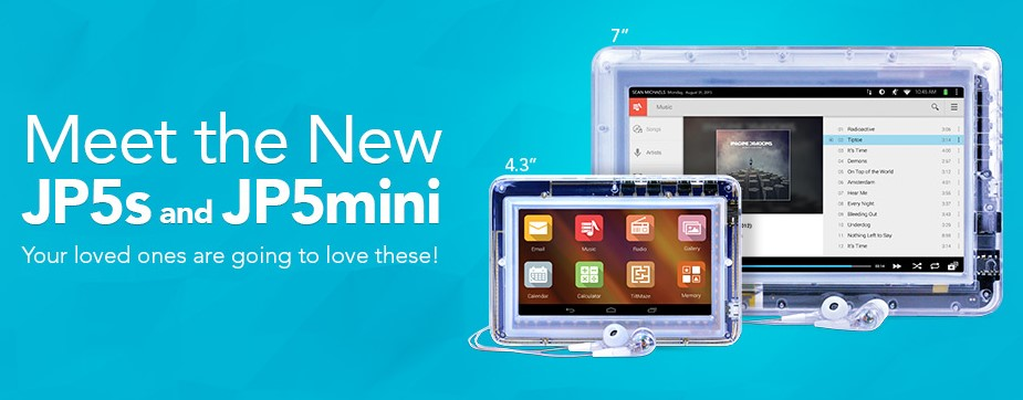 JP5s and JP5mini, JPay Tablet for Inmates