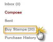 Buy Stamps'option, click on it