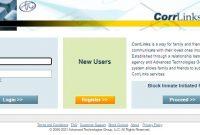 How to Register CorrLinks