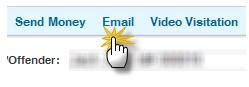 Navigation menu and click Email.